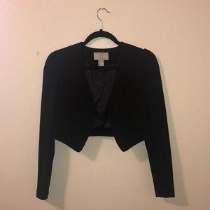 H&M bolero cropped jacket